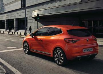 Renault Clio V nouvelle génération - Garage Roda Auto