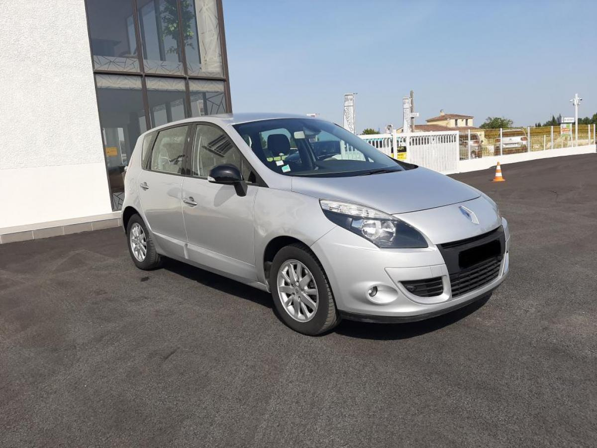 RENAULT SCENIC III 1.6 DCI 130CH ENERGY EXCEPTION ECO²