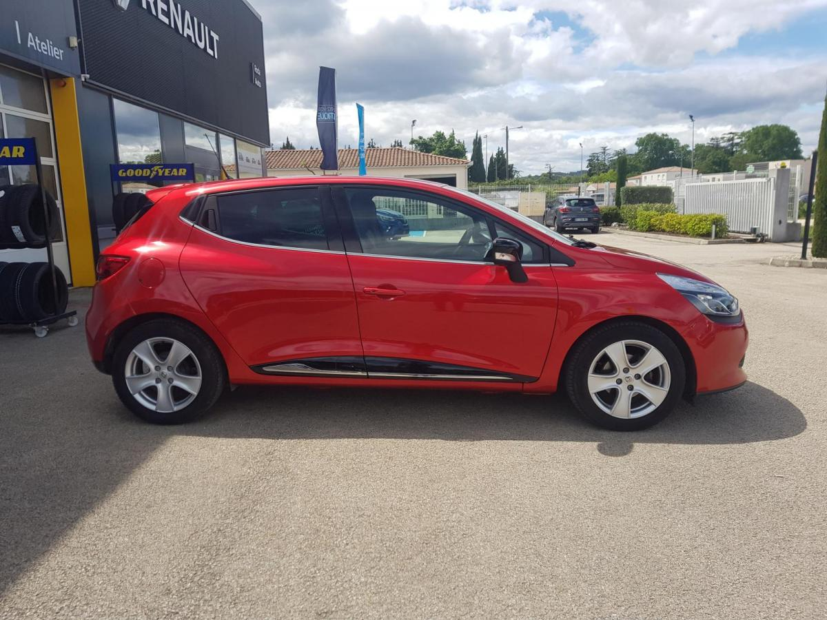 RENAULT CLIO IV 0.9 TCE 90 ECO2 INTENS