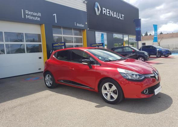 RENAULT CLIO 0.9 TCE 90 ECO2 INTENS