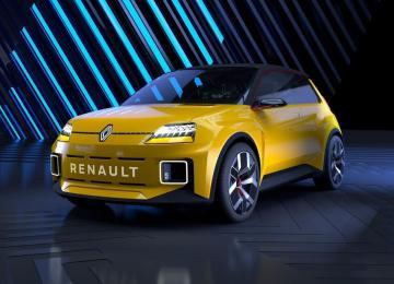 R5 tout électrique gamme Renault nouvelle génération - Garage Roda Auto (Nîmes - Alès)