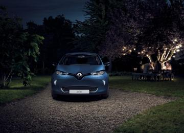 Découvrez la Nouvelle Renault Zoé <br> disponible dans votre garage Roda Auto !