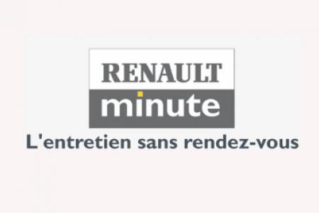Renault Minute près de Nîmes et Uzès (30)