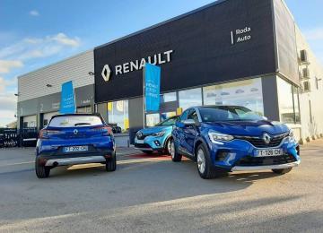 Renault Rent - Agence de location de voitures et utilitaires