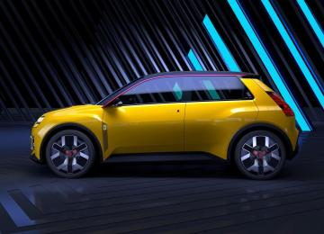 R5 100% électrique - Garage Roda Auto (Nîmes - Alès)