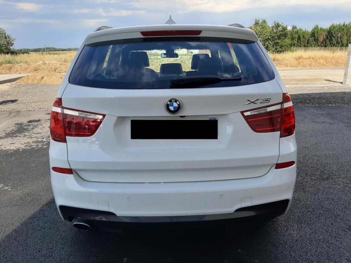 BMW X3 (F25) XDRIVE20DA 190CH EXECUTIVE