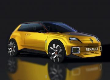 Renault 5 100% électrique- Garage Roda Auto - Nîmes - Alès (30)