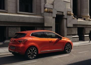 Renault CLIO V - Roda Auto