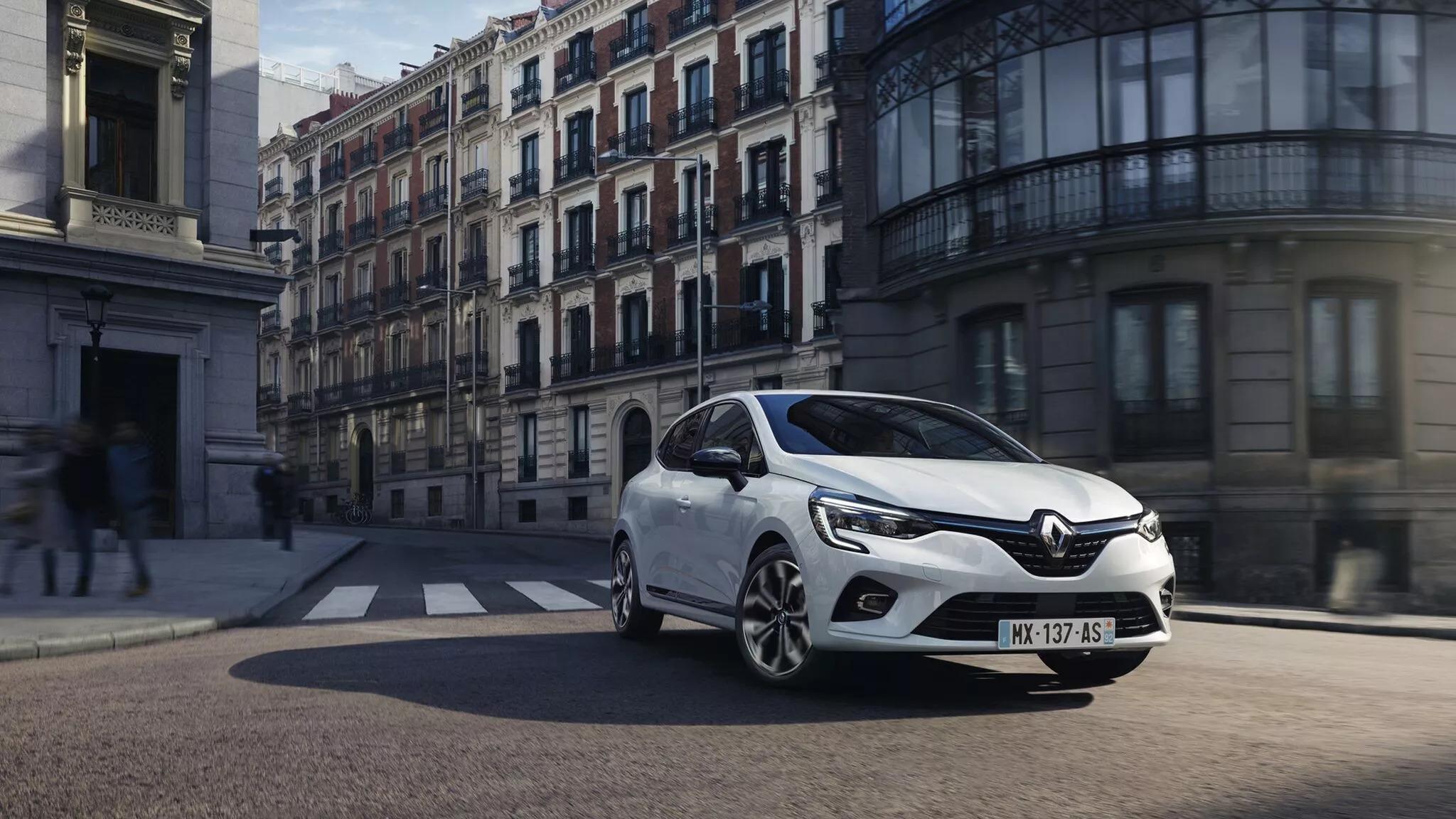 Clio E-TECH Hybride - nouvelle Renault - garage RODA Auto