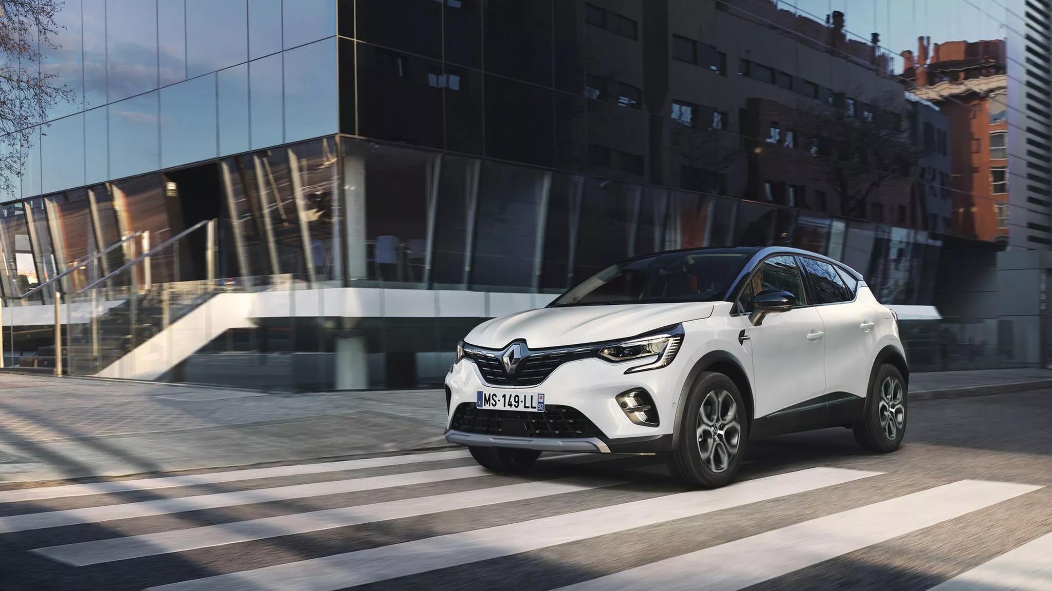 Nouveau renault Captur SUV Hybride plug-In rechargeable - Roda Auto Garage Renault près de Nîmes (30)