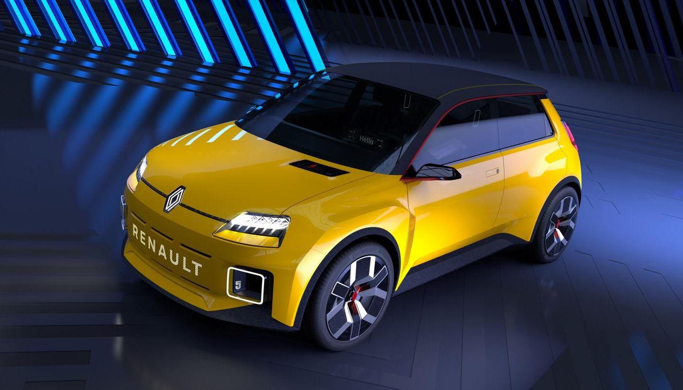 Renault 5 100% électrique présentation - Garage Roda Auto - Nîmes - Alès (30)