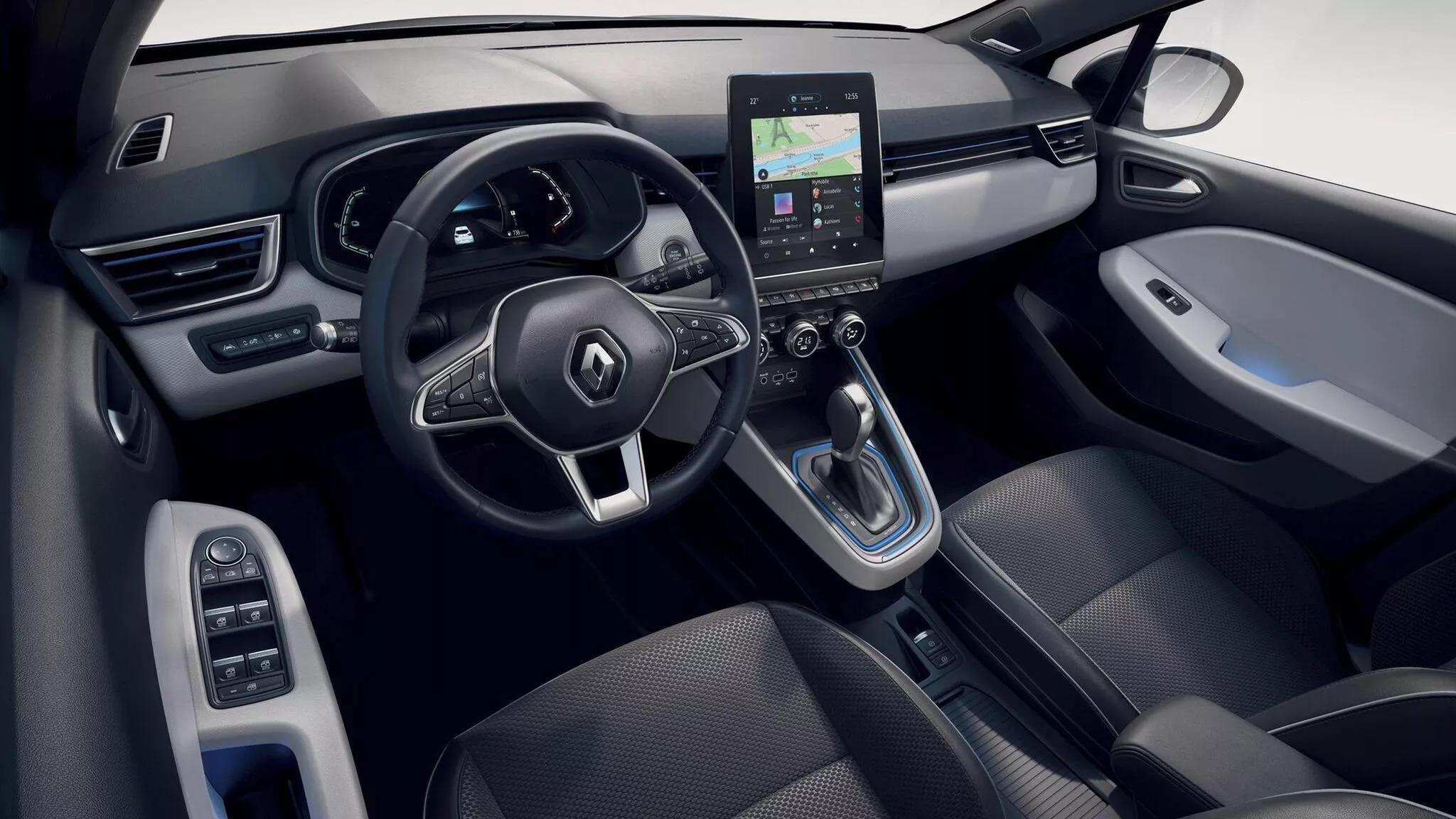 RODA Auto - Renault Clio Hybride gamme E-TECH - Nîmes (30)