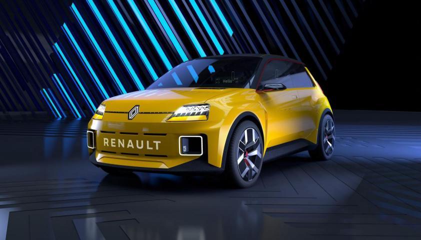 R5 Prototype 100% électrique - Garage Roda Auto - Nîmes - Alès (30)